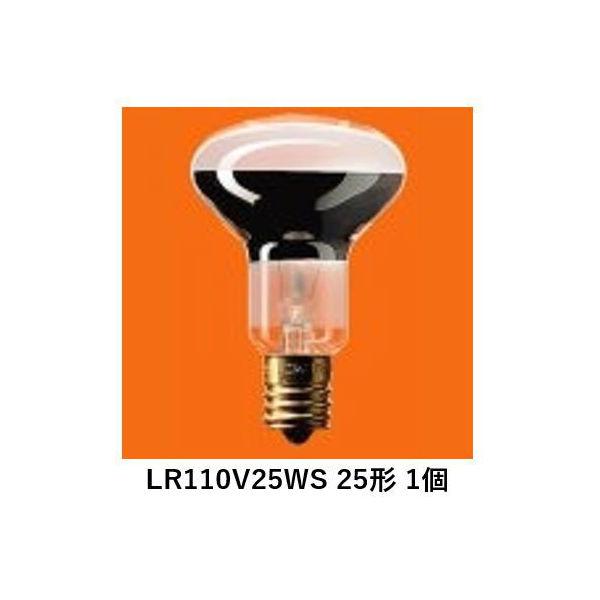 パナソニック 反射形電球 ミニレフ 25W形 LR110V25WS 1個