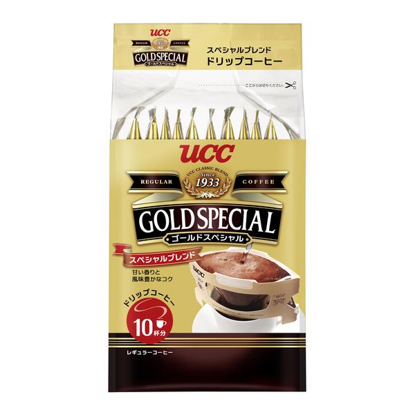 UCCゴールドスペシャル 10袋