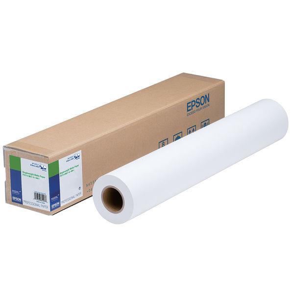 セイコーエプソン プロッタ用紙 ロール紙 PXマット紙ロール薄手 PXMCA2R9 (取寄品)