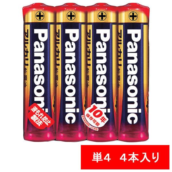 パナソニック アルカリ乾電池 単4