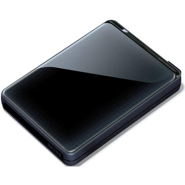 バッファロー ポータブルHDD HD-PNT1.0U2-BBJ 1TB インディゴブラック