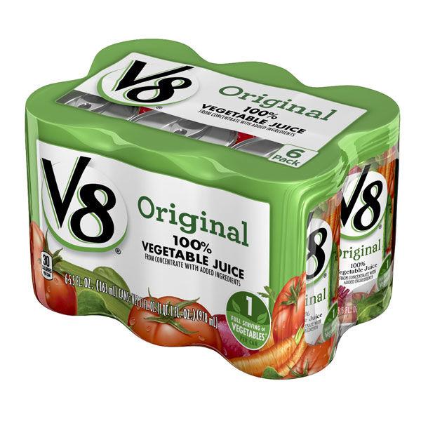 V8ベジタブルジュース 163ml×6缶