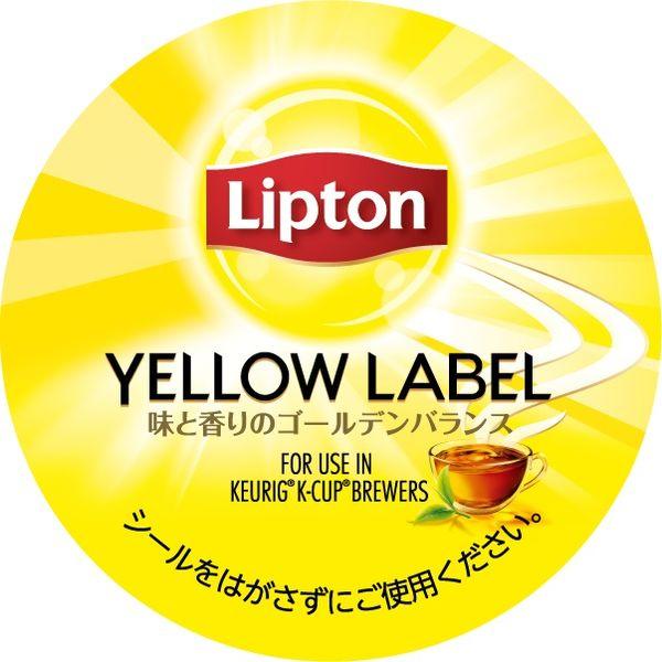 Kカップ 紅茶リプトンイエローラベル