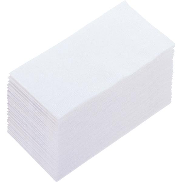 8つ折りナプキン2PLY白無地2000枚