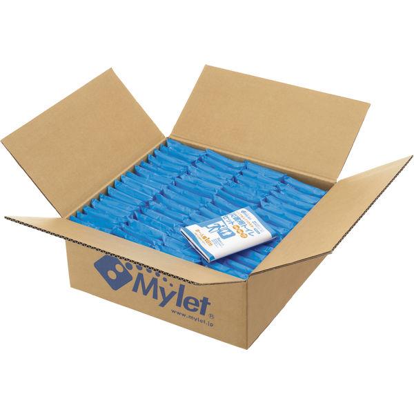 まいにち 災害用トイレセット マイレット 300回分 1箱(5回分×60袋)