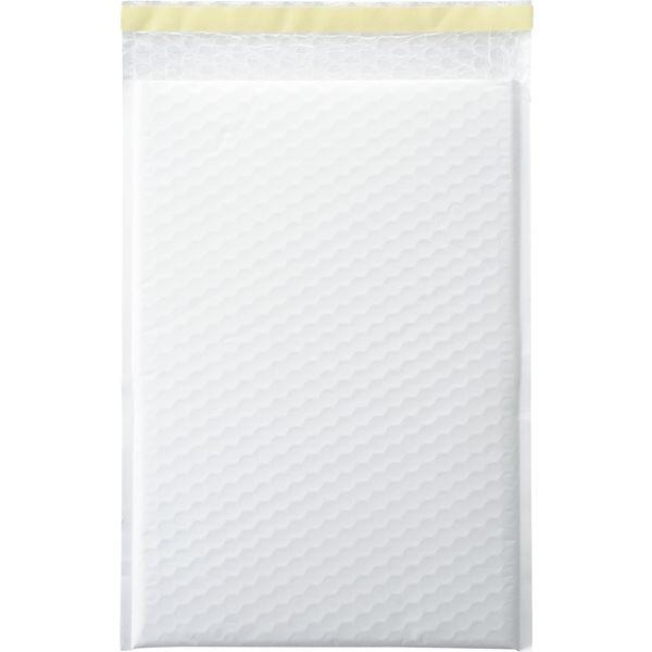 「現場のチカラ」 クッション封筒 A4用 ホワイト 1箱(100枚入) 酒井化学工業
