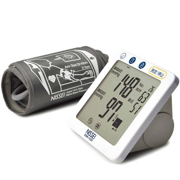 日本精密測器 上腕式デジタル血圧計