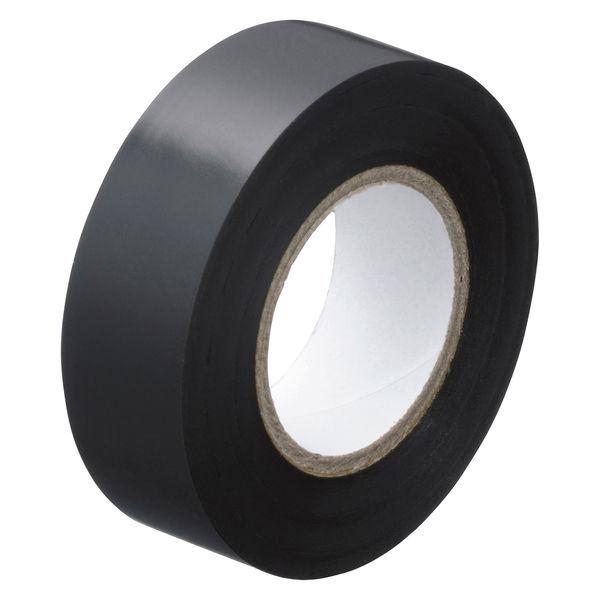 ビニールテープ黒 幅19mm×長さ10m