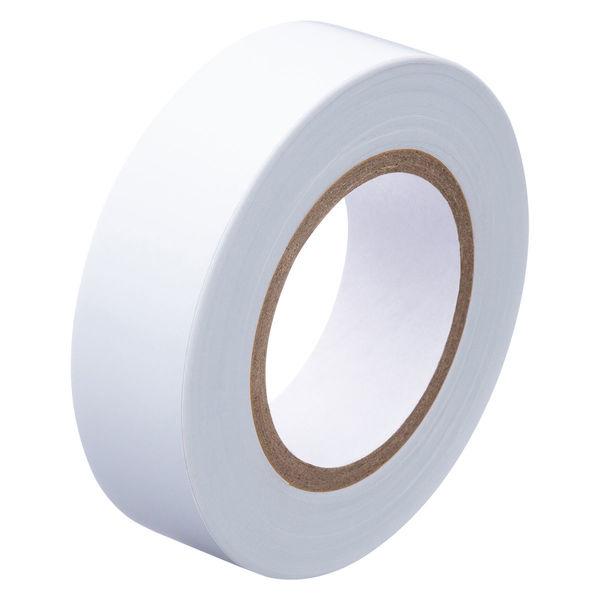 ビニールテープ白 幅19mm×長さ10m
