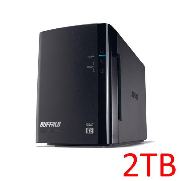 バッファロー 外付けHDD 2TB
