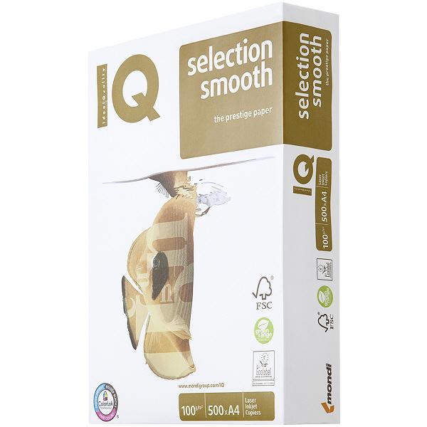 mondi IQ selection smooth 1冊(500枚入) 100g/m2 A4