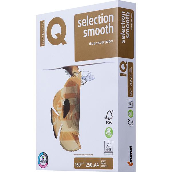 mondi IQ selection smooth 1冊(250枚入) 160g/m2 A4