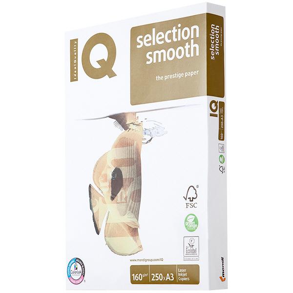 mondi IQ selection smooth 1冊(250枚入) 160g/m2 A3