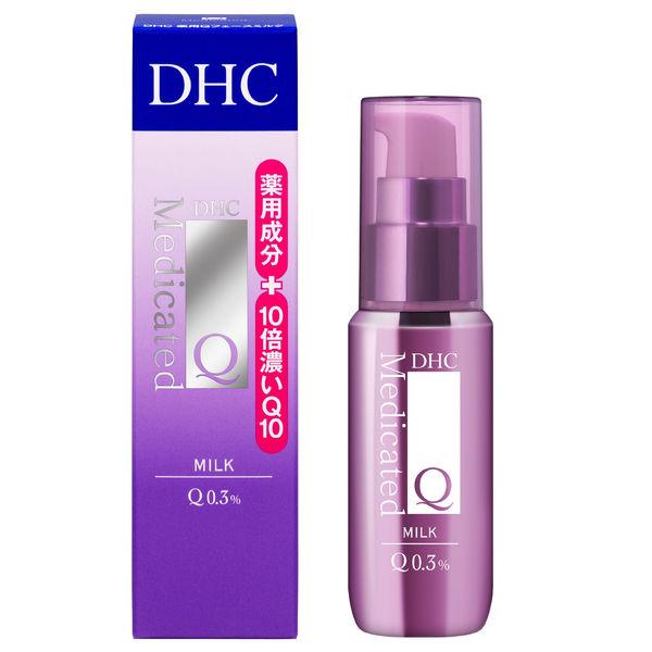 DHC 薬用Qフェースミルク(SS)