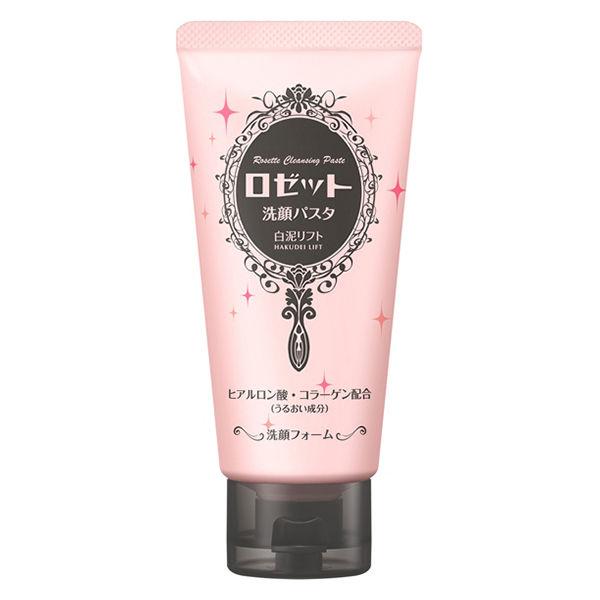 ロゼット 洗顔パスタ 白泥リフト120g