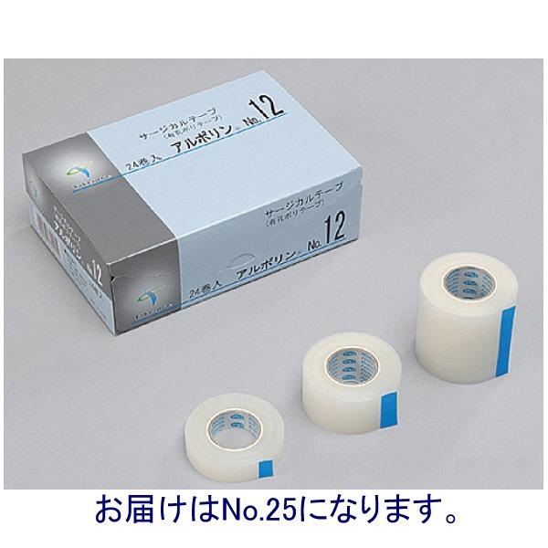 竹虎 アルポリン 25mm×9m No.25 1箱(12巻入) (取寄品)