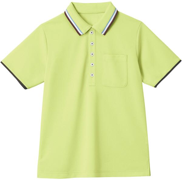 カーシーカシマ ポロシャツ 草原 4L HM-2439c/4 4L (取寄品)
