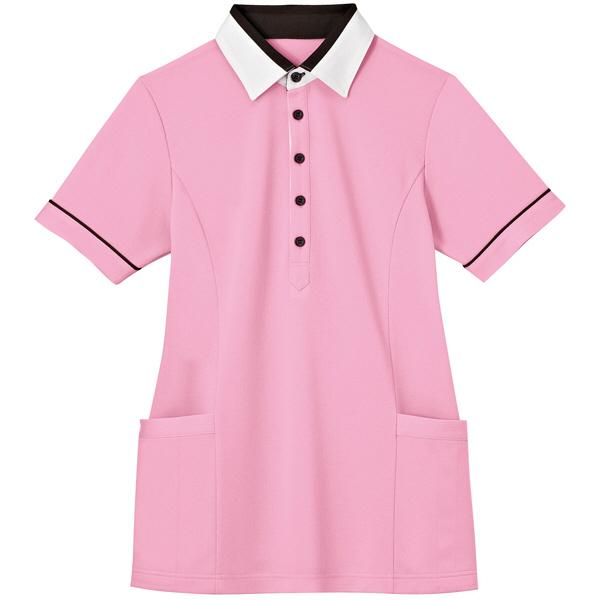 カーシーカシマ ポロシャツ さくら L HM-2449c/9 L (取寄品)