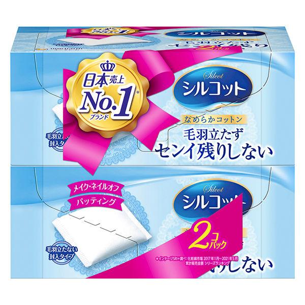 ユニ・チャーム シルコット82枚入×2箱
