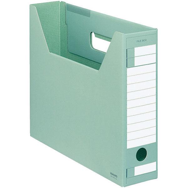 コクヨ ファイルボックスーFS Dタイプ A4-SFD-G