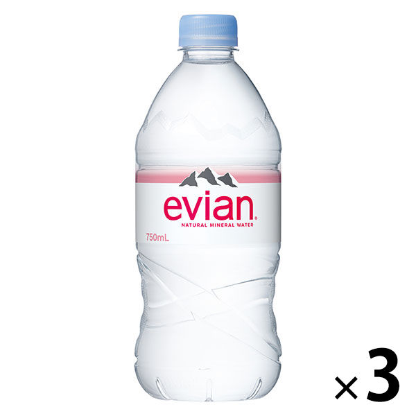 硬水 エビアン