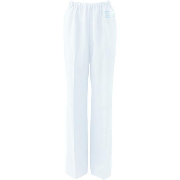 オンワード スクラブパンツ(女性用) PO2022 ホワイト L