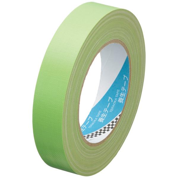 寺岡製作所 養生用布テープ 若葉 幅25mm×25m巻 148A