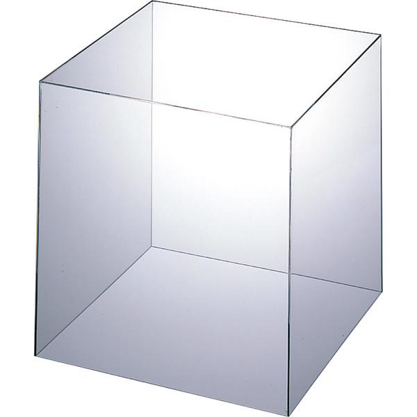 アクリル製 キューブ型ディスプレイ30cm角