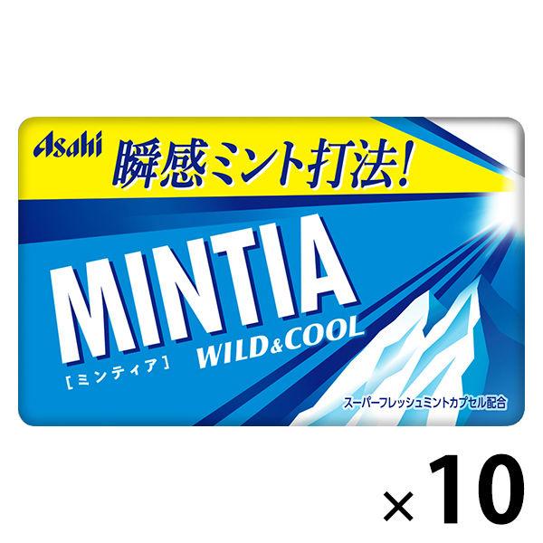 ミンティア ワイルド&クール 10個