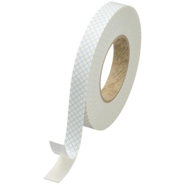 ニトムズ 超強力両面テープ粗面用 No.577 1.2mm厚 幅20mm×10m巻 白 J1020