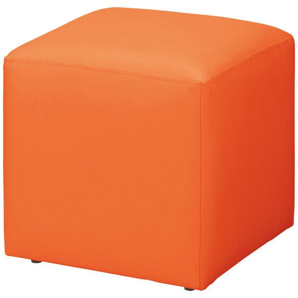 キューブソファ 40cm角 PVCレザー