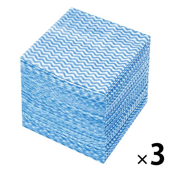 カウンタークロス ミニ ブルー 300枚