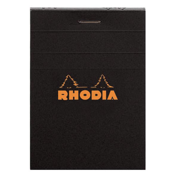 ロディア NO.11 方眼 ブラック