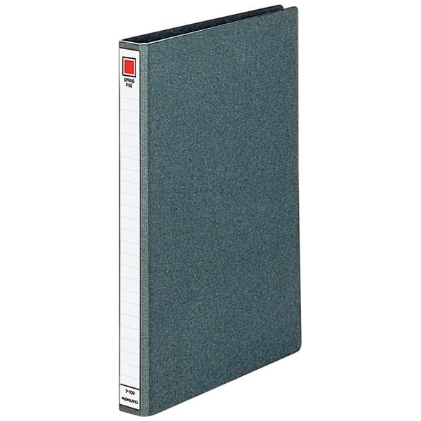 コクヨ スプリングファイル A4 縦 2穴 200枚収納 フ-100 1箱(60冊入)