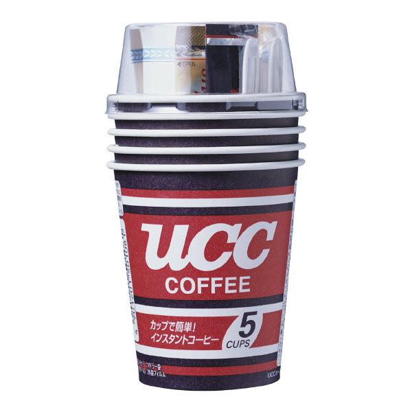 UCC カップコーヒー 5カップ