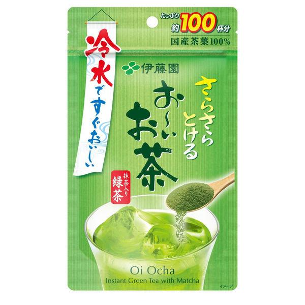 お~いお茶抹茶入りさらさら緑茶 80g