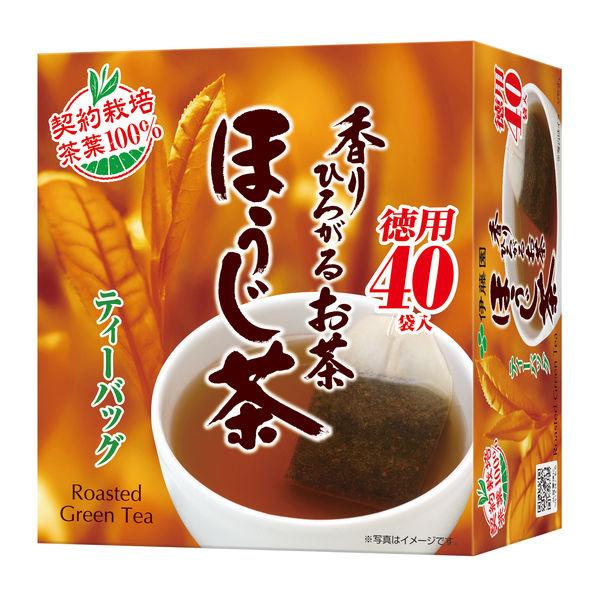 香りひろがるお茶ほうじ茶TB 1箱