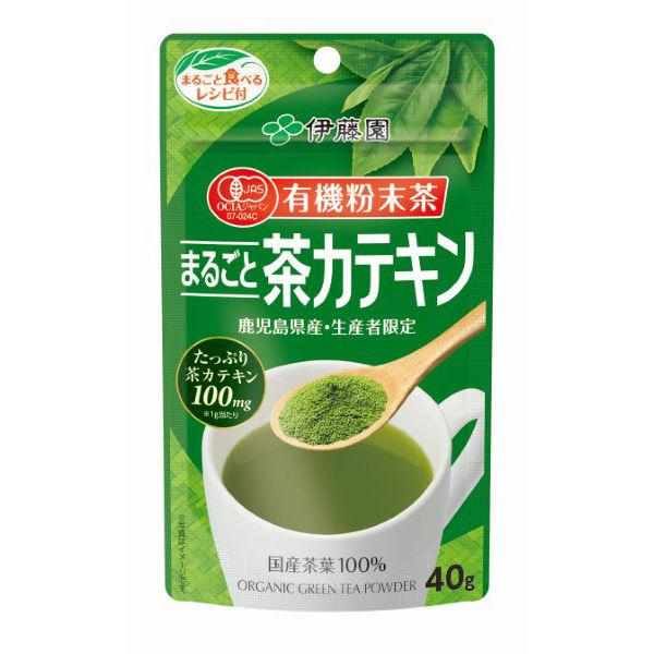 伊藤園 有機栽培緑茶 手軽にカテキン