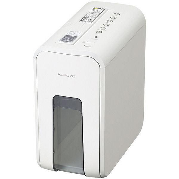 コクヨ デスクサイドシュレッダー<RELISH> ホワイト KPS-X80W