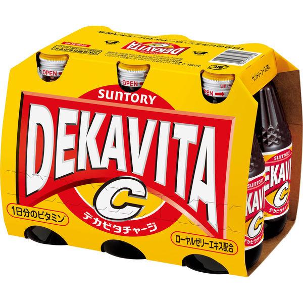 デカビタC 210ml瓶×6本パック