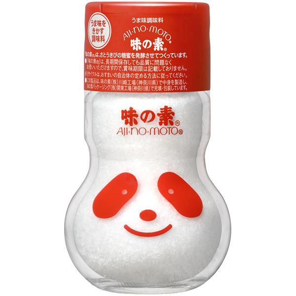味の素 アジパンダ瓶 75g