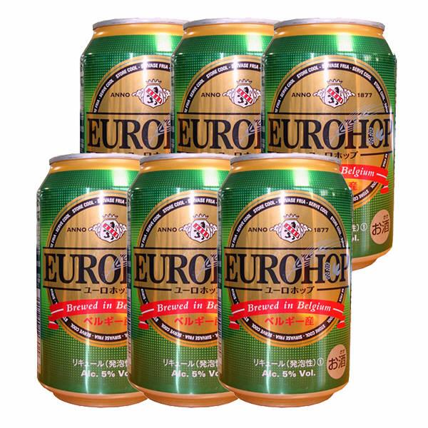 ユーロホップ ベルギー産 アルコール