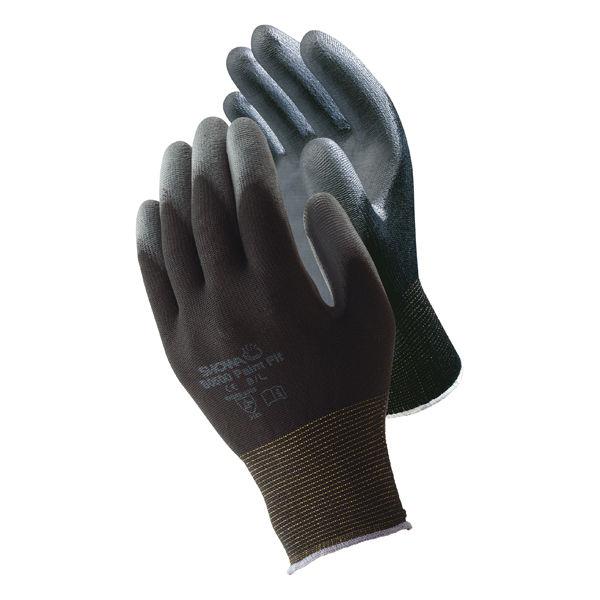 ショーワグローブ B0500 パームフィット Mサイズ ブラック B0500MB+
