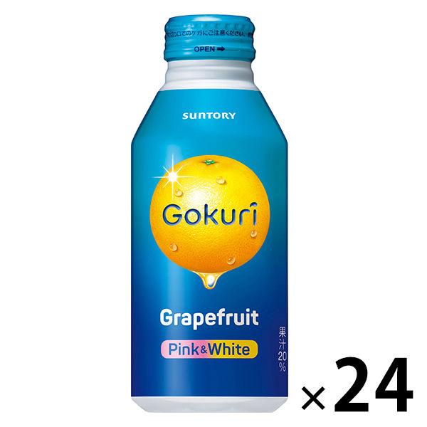 ゴクリ グレープフルーツ400g 24缶