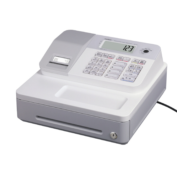 カシオ計算機 電子レジスター SE-G1-WE