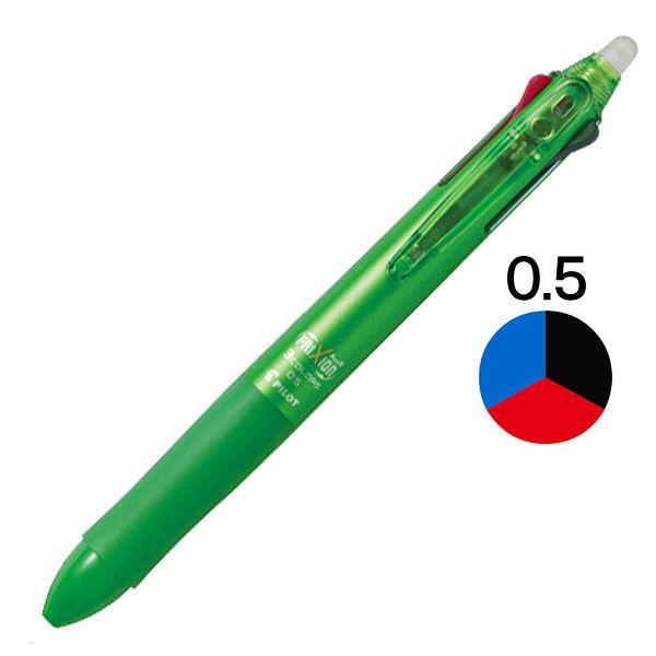 フリクションボール3 0.5 薄緑軸