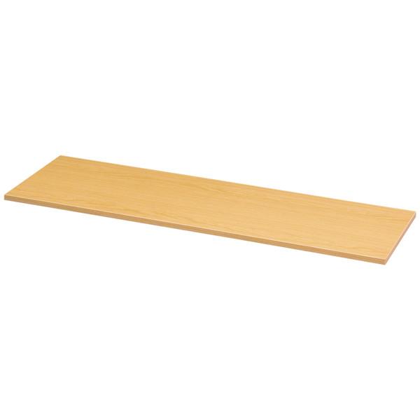 Ceha プレノストレージシステム オプション木製天板 オーク 1枚