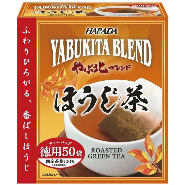 やぶ北ブレンド 徳用ほうじ茶TB