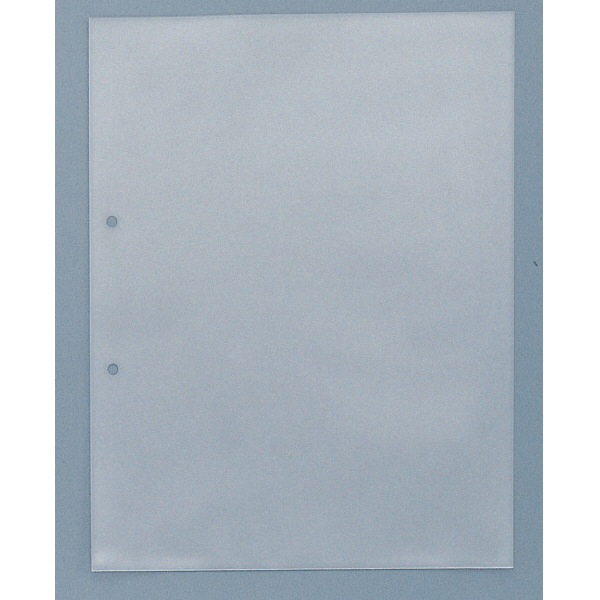 キングジム 透明ポケット エコノミータイプ(台紙無し) A4タテ 103EP-50 1袋(50枚入)