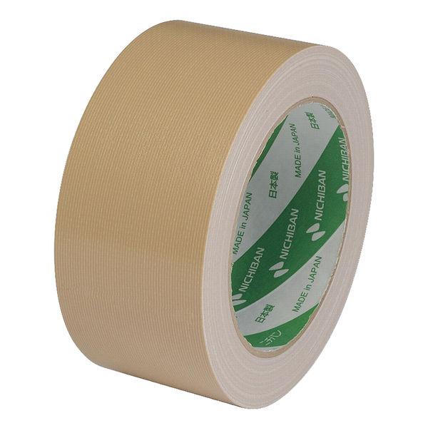 布粘着テープ No.121 0.21mm厚 50mm×25m巻 茶 121-50 1セット(5巻:1巻×5) ニチバン